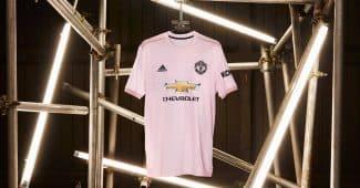 Image de l'article Les maillots 2018-2019 de Manchester United signés adidas