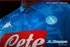 Image de l'article Kappa présente les maillots 2018-2019 du Napoli