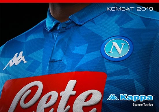 Maillot entrainement Napoli Homme