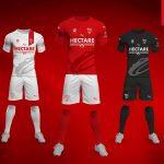Le Nîmes Olympique et Puma présentent les maillots 2018-2019