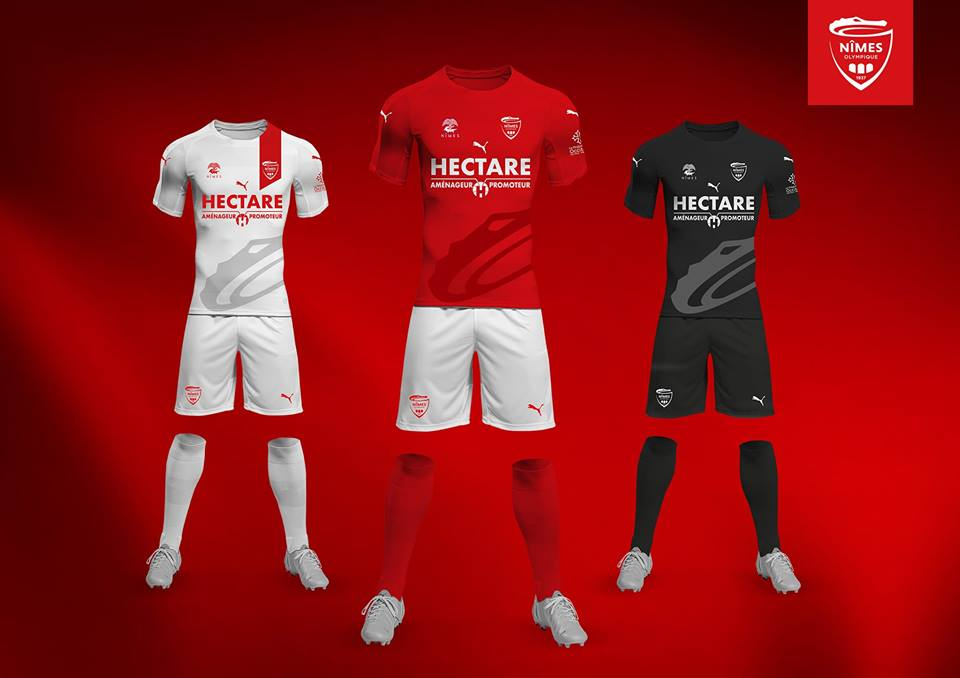 maillot-nimes-olympique-2018-2019