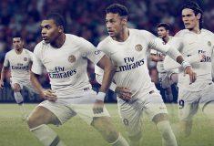 Image de l'article Le Paris Saint-Germain et Nike présentent les maillots 2018-2019