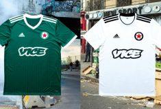 Image de l'article Le Red Star et adidas dévoilent les maillots 2018-2019