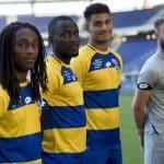 Les nouveaux maillots 2018-19 du FC Sochaux par Lotto