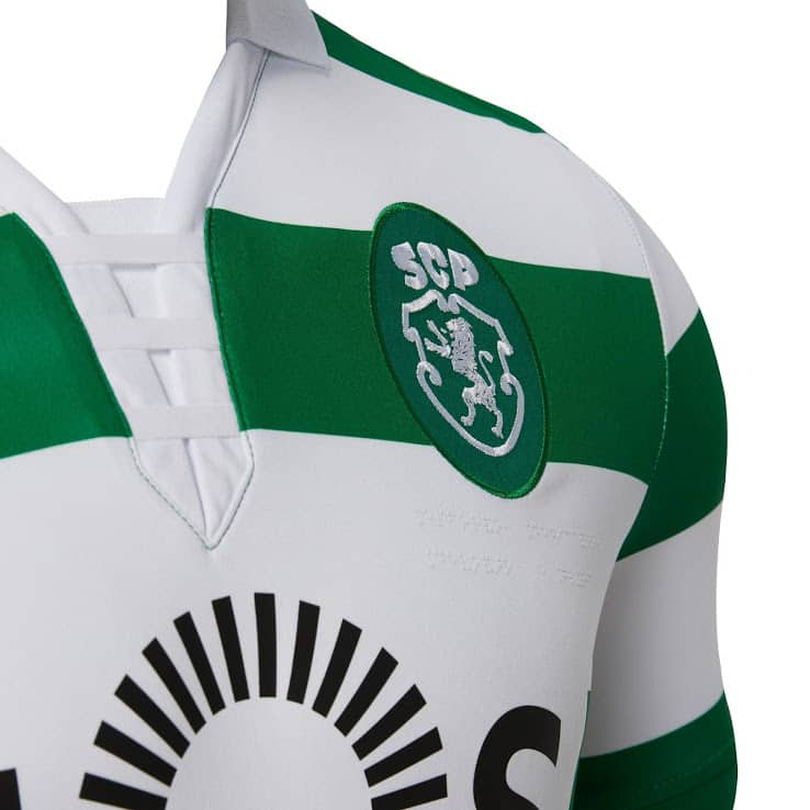 maillot-sporting-portugal-domicile-2018-2019-details