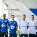 adidas présente les maillots 2018-2019 du RC Strasbourg