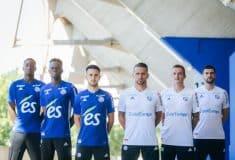 Image de l'article adidas présente les maillots 2018-2019 du RC Strasbourg