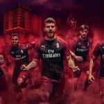 Puma dévoile les maillots 2018-2019 de l'AC Milan