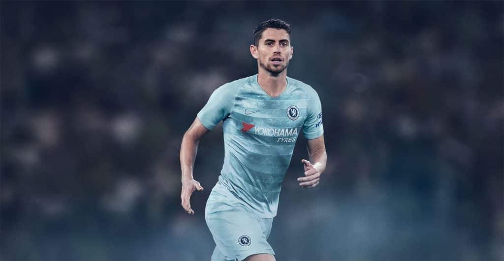 Chelsea et Nike dévoilent les maillots pour la saison 2018 2019