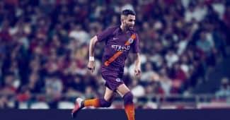 Image de l'article Manchester City et Nike dévoilent les maillots 2018-2019