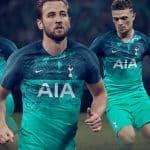 Tottenham présente avec Nike ses maillots 2018-2019