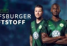 Image de l'article Nike et le VfL Wolfsbourg présentent les maillots 2018-2019