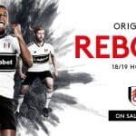 adidas et Fulham FC dévoilent les maillots pour la saison 2018/2019