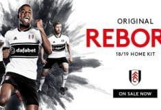Image de l'article adidas et Fulham FC dévoilent les maillots pour la saison 2018/2019