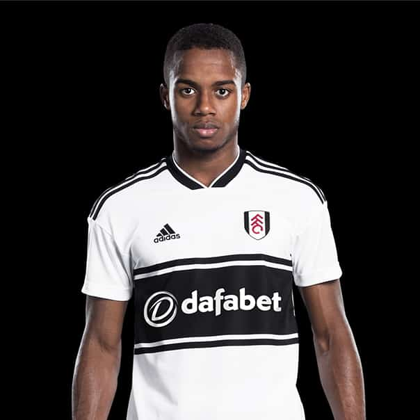 maillot entrainement fulham adidas