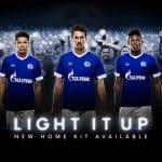 Schalke 04 et Umbro présentent les maillots 2018-2019