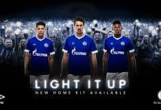 Image de l'article Schalke 04 et Umbro présentent les maillots 2018-2019