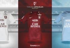 Image de l'article Les nouveaux maillots 2018-2019 du FC Metz par Nike