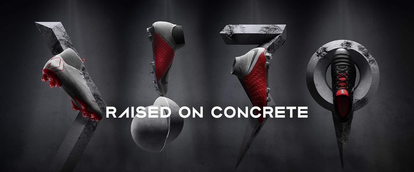 wholesale dealer 591b4 894df Nike d voile le pack Raised On Concrete pour la rentr e