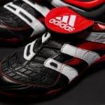 adidas réédite la mythique Predator Accelerator de Zinédine Zidane