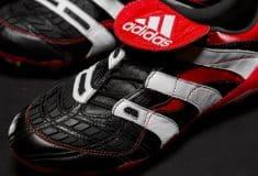 Image de l'article adidas réédite la mythique Predator Accelerator de Zinédine Zidane