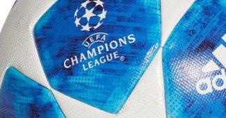 Image de l'article adidas dévoile le nouveau ballon de la Ligue des Champions 2018-2019