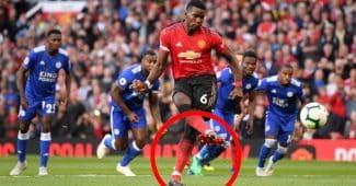 Image de l'article Des chaussettes adidas révolutionnaires pour Manchester United ?