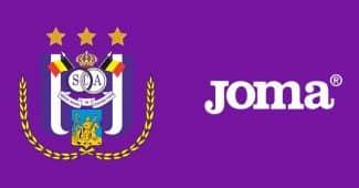 Image de l'article Anderlecht quitte adidas pour Joma à partir de la saison 2019-2020!