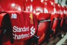 Image de l'article Si Liverpool est champion d'Angleterre, ce sera bien avec des maillots New Balance