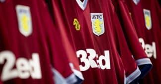 Image de l'article Les raisons du succès des maillots 2018-2019 d'Aston Villa