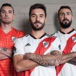 adidas et River Plate dévoilent les maillots 2018-2019