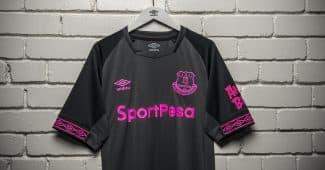 Image de l'article Umbro prolonge son bail d'équipementier avec Everton