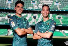Image de l'article Kappa et le Betis Seville dévoilent les maillots 2018-2019