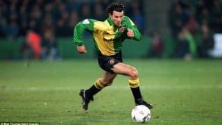 Image de l'article Pourquoi un maillot jaune et vert pour Manchester United?