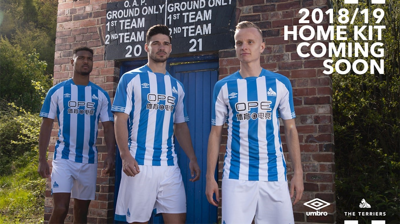 maillot-huddersfield-town-umbro-2018-2019