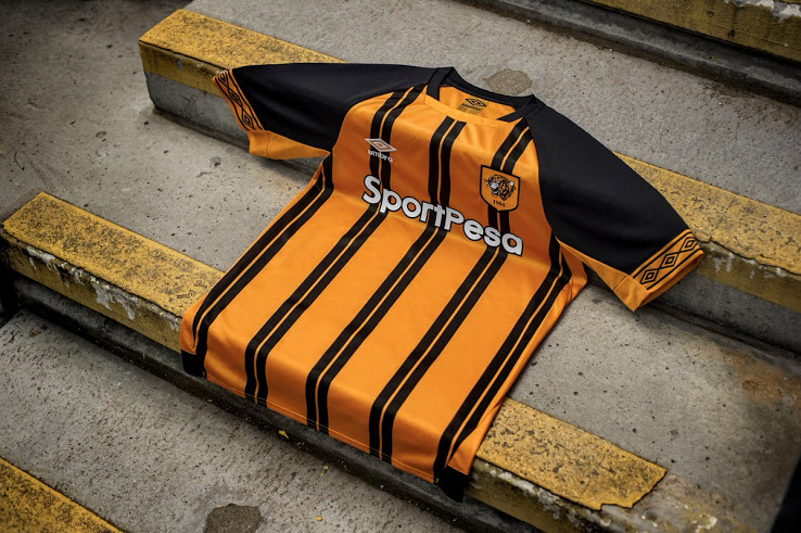 maillot-hull-city-umbro-2018-2019