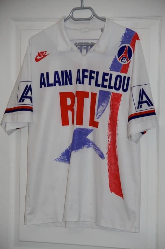 maillot-paris-saint-germain-1990-1991