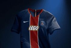 Image de l'article Graphic UNTD réinvente les sponsors sur les maillots du Paris Saint-Germain