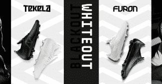 Image de l'article New Balance dévoile des packs blackout et whiteout sur les Furon & Tekela