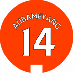 Les équipements de Pierre-Emerick Aubameyang