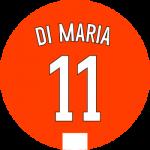 Les équipements de Angel Di Maria