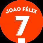 Les équipements de Joao Felix