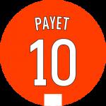 Les équipements de Dimitri Payet