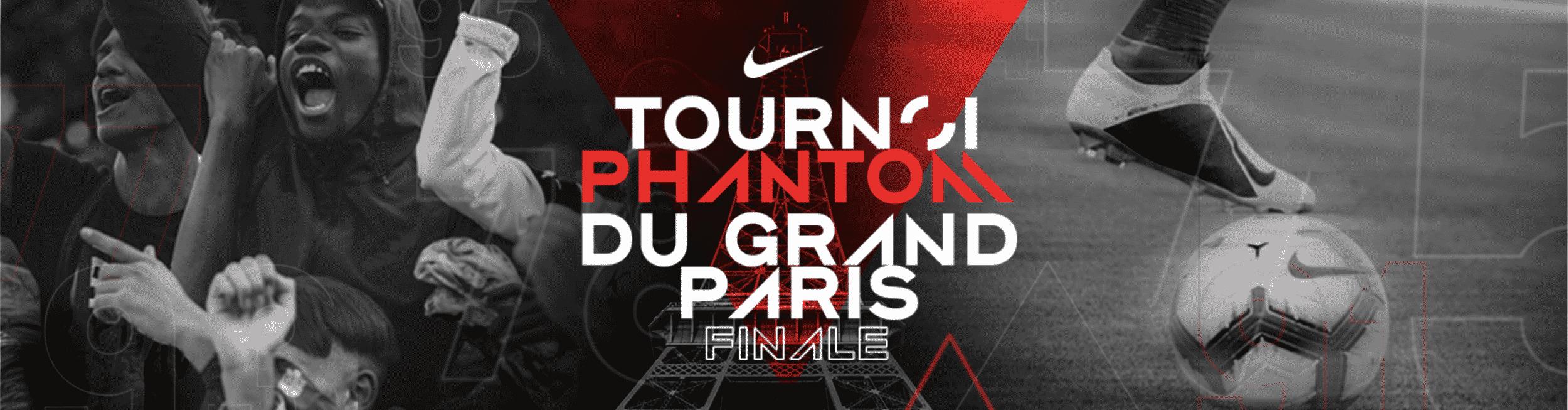 outlet delicate colors watch Révèle ton Phantom au tournoi Nike Phantom du Grand Paris