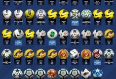 Image de l'article Les 48 ballons avec lesquels Lionel Messi a réalisé un triplé!