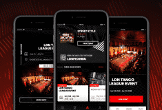 Image de l'article adidas lance l'application Tango League