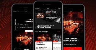Image de l'article adidas lance l'application Tango League