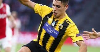 Image de l'article Pourquoi l'AEK Athènes a du changer de sponsor face à l'Ajax Amsterdam ?