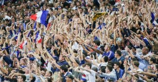 Image de l'article Au stade – On était au Stade de France pour France-Pays Bas