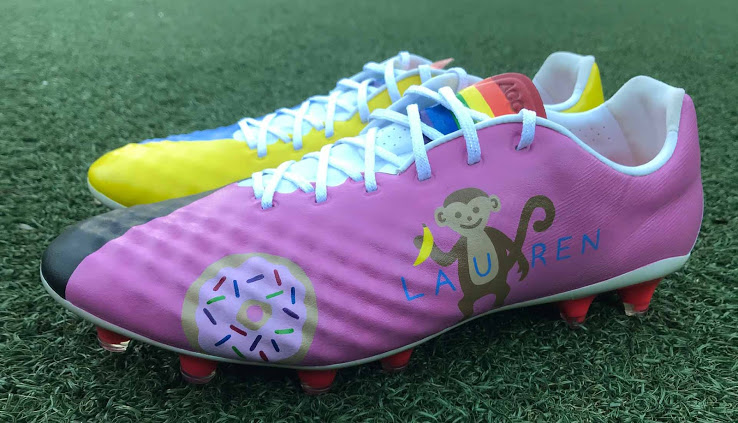 chaussures-customisées-tackle-kid-cancer-new-york-red-bull-